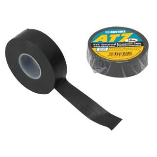 Id: Electrical Tape 20m Black