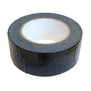 Id: Id Cloth Gaffer Tape Blk 50m