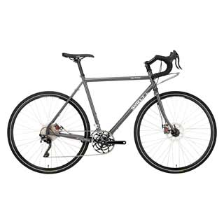 Surly - Bikes/frames: Surly Disc Trk 10s Bike 26w42 Gy