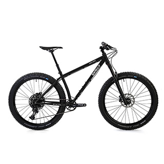 Surly - Bikes/frames: Surly K.monkey Sus 27+ 12s Bike Xs Blk
