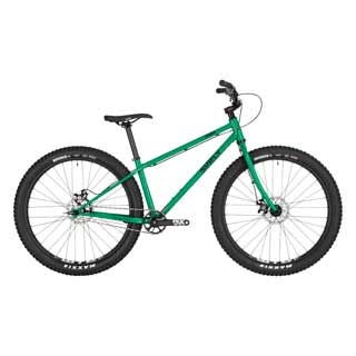 Surly - Bikes/frames: Surly Lowside Ss 27.5 Bike Xs Grn