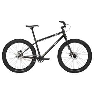 Surly - Bikes/frames: Surly Lowside Ss 26+ Bike Md Blk