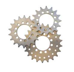 Gusset Components: Gusset Disc Mt Fixed Cog 20t