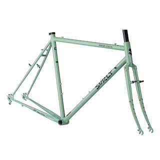 Surly - Bikes/frames: Surly Cross Check F/set 46 Gn