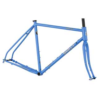 Surly - Bikes/frames: Surly Mn Special F/st 46cm Blu
