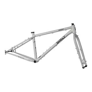 Surly - Bikes/frames: Surly Wednesday F/set Sm Gry