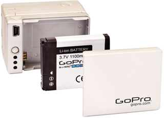 Gopro: Gopro Battery Bacpac
