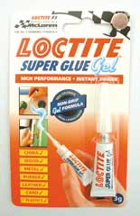 Loctite: Super Attak Super Glue Gel 3