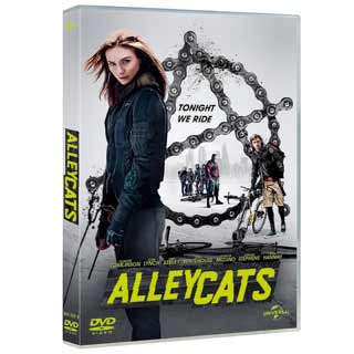 Alleycats: Alleycats Movie Dvd (15)