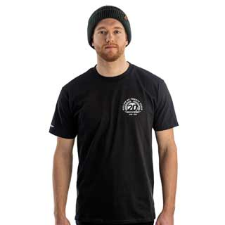Halo: Halo Rolling 20 Yrs Tee Blk Lg