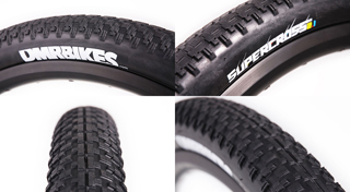 Dmr: Dmr Supercross 26 X 2.1 Wire Bead Tyre
