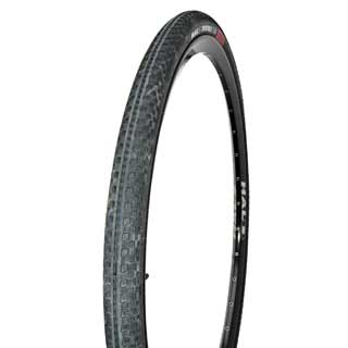 Halo: Halo Twin Rail Tyre 700x38 Bk