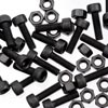 image of HT pin kit for PA03A and PA12 pedals black