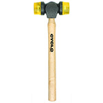Cyclo: Cyclo Rubber Mallet - Click For More Info