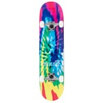 Stateside: S/side Enuff Tie-dye Sk8board - Click For More Info