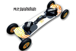 Radsails: Radsails Rkb R2 Dragon 94cm Dirtboard - Click For More Info