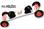Radsails: Radsails Rkb R1 Fenix 90cm Dirtboard - Click For More Info