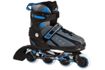 Sfr: Sfr Vortex Blue 3-6 Inline Rec Skates - Click For More Info