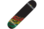 Enuff: Enuff 3 Tier Rasta 8.0 Deck - Click For More Info