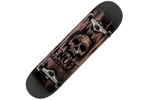 Enuff: Enuff Skull Natural Complete Skateboard - Click For More Info