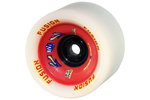 Atom Wheels: Atom Fusion Nat/red 62mm/44mm Whl - Click For More Info