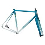 All-city - Bikes: Ac N.boy 853 Db F/set 46cm Teal - Click For More Info
