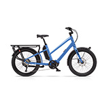 Benno Bikes: Benno Boost E 10s Cx S.thru Gry - Click For More Info
