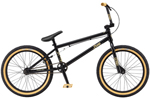 Gt: Gt Bump Black Bmx Bike - Click For More Info