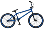 Gt: Gt Fly Blue Bmx Bike - Click For More Info