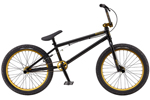 Gt: Gt Performer Black Bmx Bike - Click For More Info