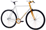 Mongoose: Mg Maurice Lg White Ss/fixed Commuter Cycle - Click For More Info