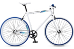 Schwinn: Schwinn Cutter Large White Fixie Bike - Click For More Info