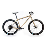 Surly - Bikes/frames: Surly K.monkey 27+ 12s Bike Sm Gold - Click For More Info