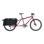 Surly - Bikes/frames: Surly Big Dummy Bike Sm Maroon - Click For More Info