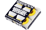 Bones: Bones H/core Whi/yel Med Bushings - Click For More Info