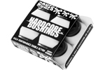 Bones: Bones H/core Whi/blk Hard Bushings - Click For More Info