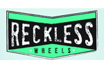 Reckless: Reckless Wheels Sticker - Click For More Info