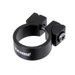 Id: Id S/clamp Wpivot Blt 31.8 Bk - Click For More Info