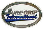 Sure-grip: Sg International Sticker - Click For More Info