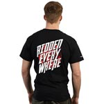 Halo: Halo Ridden Everywhere Tee Sm - Click For More Info
