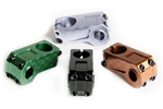 Dk: Dk Alpha Green 53mm Bmx Stem - Click For More Info