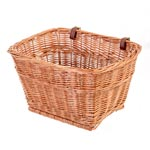 "Passport: P.port Wicker Basket Rect 19"" - Click For More Info"