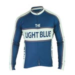 Light Blue Sport: Lb Classic Road Jrsy Ls Bu Md - Click For More Info
