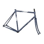 All-city - Bikes: Ac S.horse Disc F/set 49 D.blue - Click For More Info