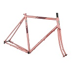 All-city - Bikes: Ac S.horse Disc F/set 43 Rose - Click For More Info