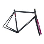 All-city - Bikes: Mr Pink 10th Anniversary, Road, Butted Columbus Zona Tubing. Inc. Whisky Carbon Fork -  Click For More Info