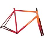 All-city - Bikes: Ac Zig Zag Road Db F/set 46cm Red - Click For More Info
