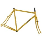 Surly - Bikes/frames: Surly Cross Check F/set 64 Yel - Click For More Info