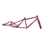 Surly - Bikes/frames: Surly Big Dummy F/set Sm Mar - Click For More Info
