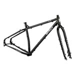 Surly - Bikes/frames: Surly Ecr 27+ F/set Xs Black - Click For More Info